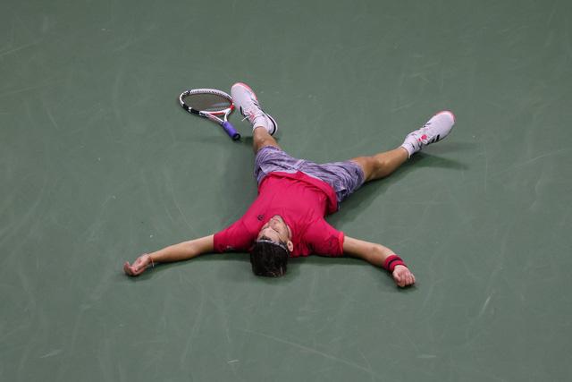 Dominic Thiem lần đầu vô địch Mỹ mở rộng 2020 - Ảnh 5.
