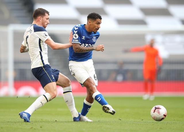 Kết quả vòng 1 Ngoại hạng Anh hôm nay: Tottenham 0-1 Everton, West Brom 0-3 Leicester City - Ảnh 3.