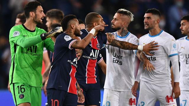 Neymar, Di Maria trở lại, PSG vẫn thất bại trước Marseille - Ảnh 3.