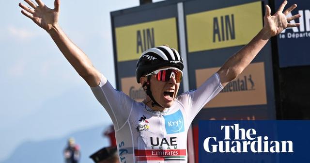 Chặng 15 Tour de France: Tadej Pogacar giành chiến thắng ngoạn mục - Ảnh 4.