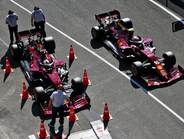 Ferrari thừa nhận gói nâng cấp kỹ thuật không tạo ra khác biệt - Ảnh 1.