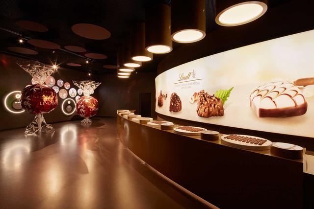 Khai trương bảo tàng chocolate lớn nhất thế giới - ảnh 1