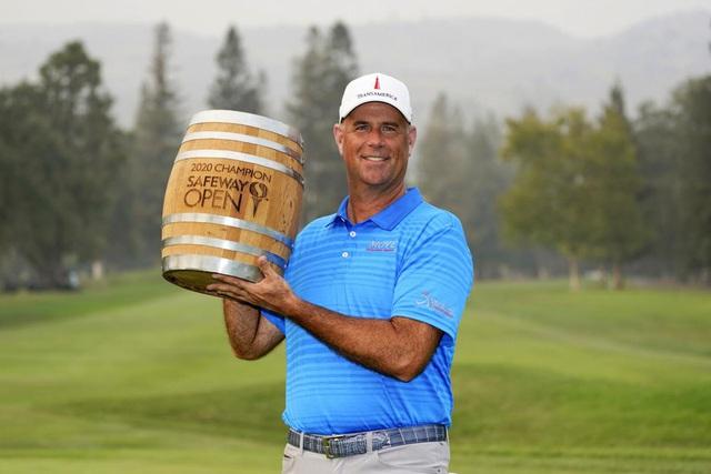 Những nhà vô địch golf tuần qua - Ảnh 2.