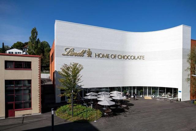 Khai trương bảo tàng chocolate lớn nhất thế giới - ảnh 2