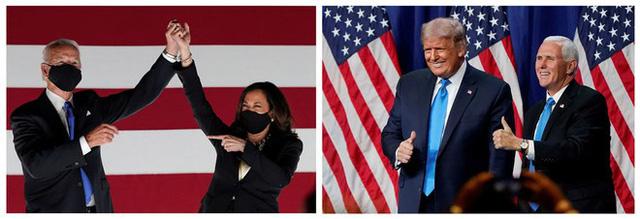 Bầu cử Tổng thống Mỹ bước vào giai đoạn cạnh tranh quyết liệt - Ảnh 1.