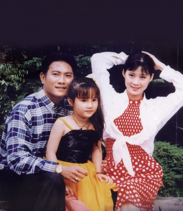 Loạt ảnh Diễm My 9x thời bé đóng phim chung với nhiều diễn viên nổi tiếng - ảnh 4