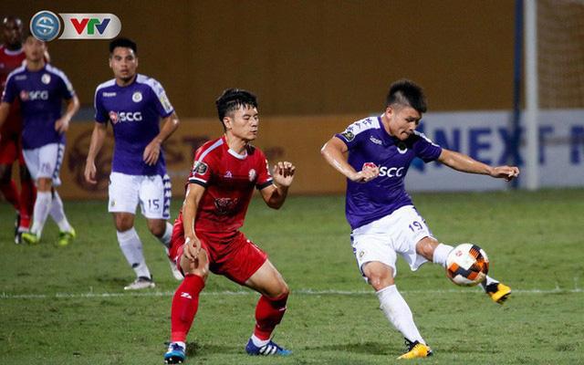 Trận bán kết Cúp Quốc gia CLB Hà Nội - CLB TP.HCM có thể có khán giả - Ảnh 1.
