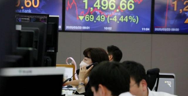 Nhà đầu tư nhỏ lẻ chiếm gần 90% giá trị giao dịch trên TTCK Hàn Quốc - ảnh 1