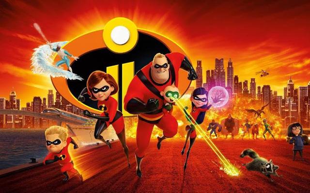 Trót yêu siêu anh hùng, lỡ dại mê dị nhân - các tín đồ phim hoạt hình không thể bỏ lỡ - Ảnh 1.