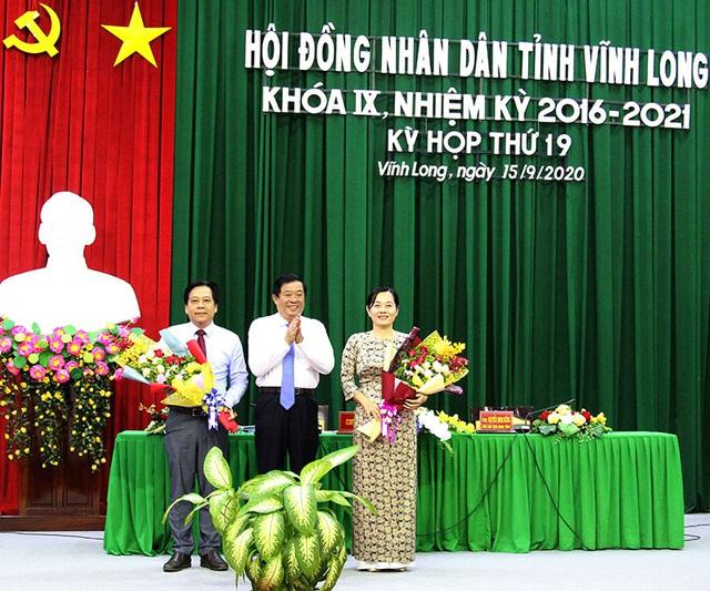 Giám đốc Sở Giao thông vận tải được bầu giữ chức Phó Chủ tịch UBND tỉnh - Ảnh 1.