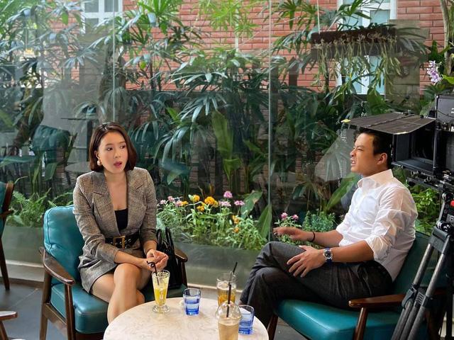 Hồng Diễm: Vai diễn mới sẽ ít kinh nghiệm yêu đương hơn - Ảnh 2.