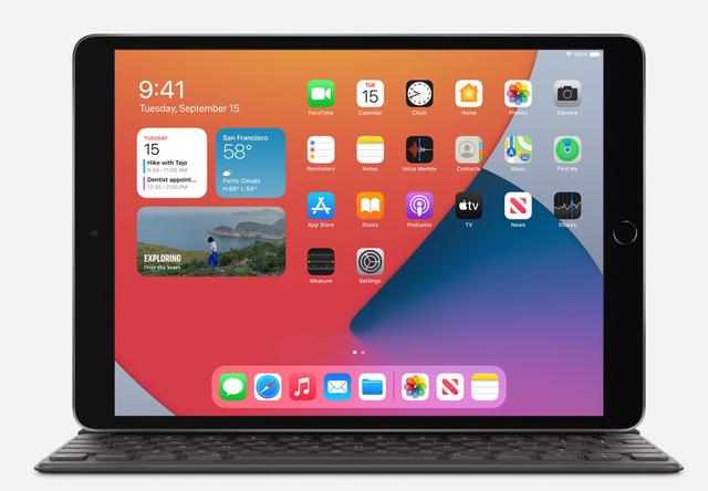 iPad mới mạnh mẽ hơn với chip A12 Bionic, hỗ trợ Apple Pencil - ảnh 2