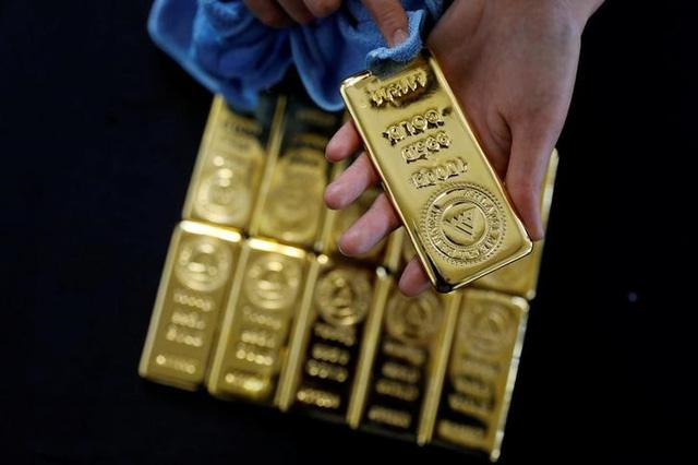 Giá vàng trong nước quay đầu giảm nhẹ - ảnh 1