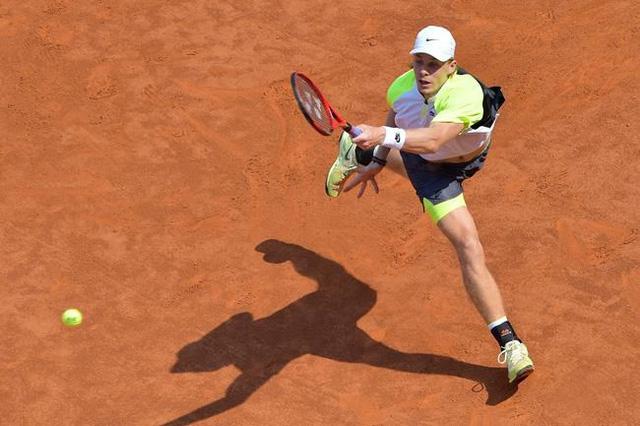 Italia mở rộng: Các tay vợt hạt giống đi tiếp, Wawrinka bất ngờ bị loại - Ảnh 2.
