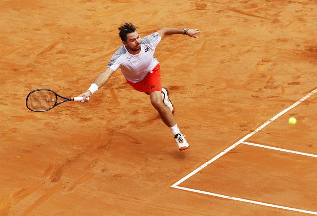 Italia mở rộng: Các tay vợt hạt giống đi tiếp, Wawrinka bất ngờ bị loại - Ảnh 3.