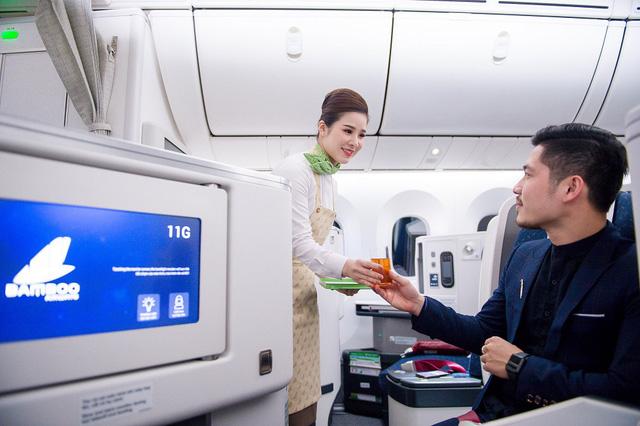 Bamboo Airways khôi phục, mở mới hàng loạt đường bay quốc tế - ảnh 1