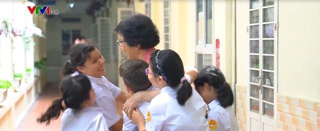 Ngôi trường hạnh phúc và đặc biệt giữa Thủ đô - Ảnh 1.
