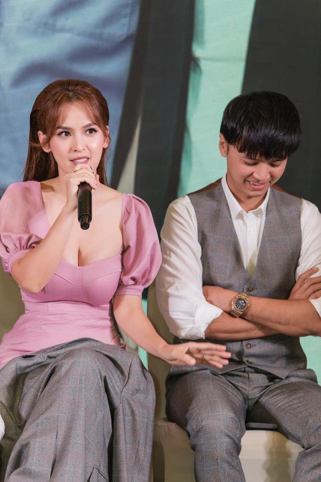 Vợ chồng Tú Vi - Văn Anh tái hợp trong phim mới trên VTV3 - Ảnh 2.