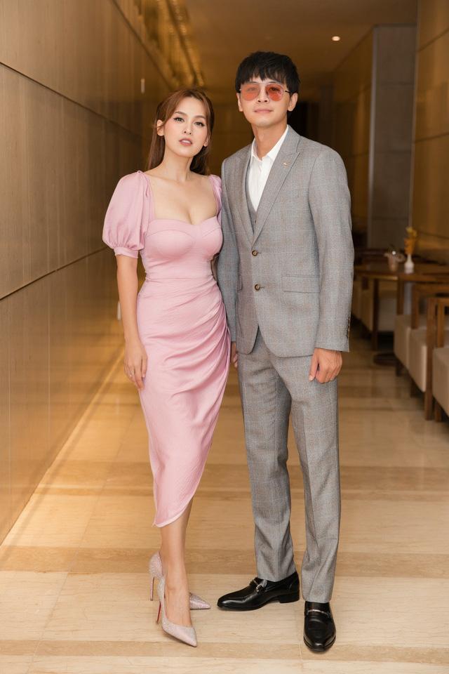 Vợ chồng Tú Vi - Văn Anh tái hợp trong phim mới trên VTV3 - Ảnh 1.
