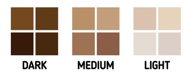 Tất tần tật về bí quyết chọn màu tóc phù hợp mới màu da - ảnh 2