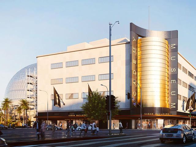 Bảo tàng Viện Hàn lâm Điện ảnh Mỹ sẽ khai trương với triển lãm về Studio Ghibli - Ảnh 1.