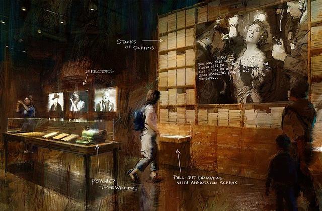 Bảo tàng Viện Hàn lâm Điện ảnh Mỹ sẽ khai trương với triển lãm về Studio Ghibli - Ảnh 3.