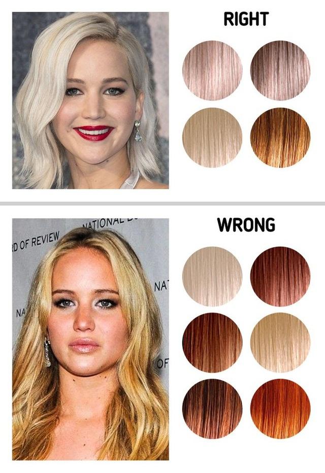 Tất tần tật về bí quyết chọn màu tóc phù hợp mới màu da - ảnh 6