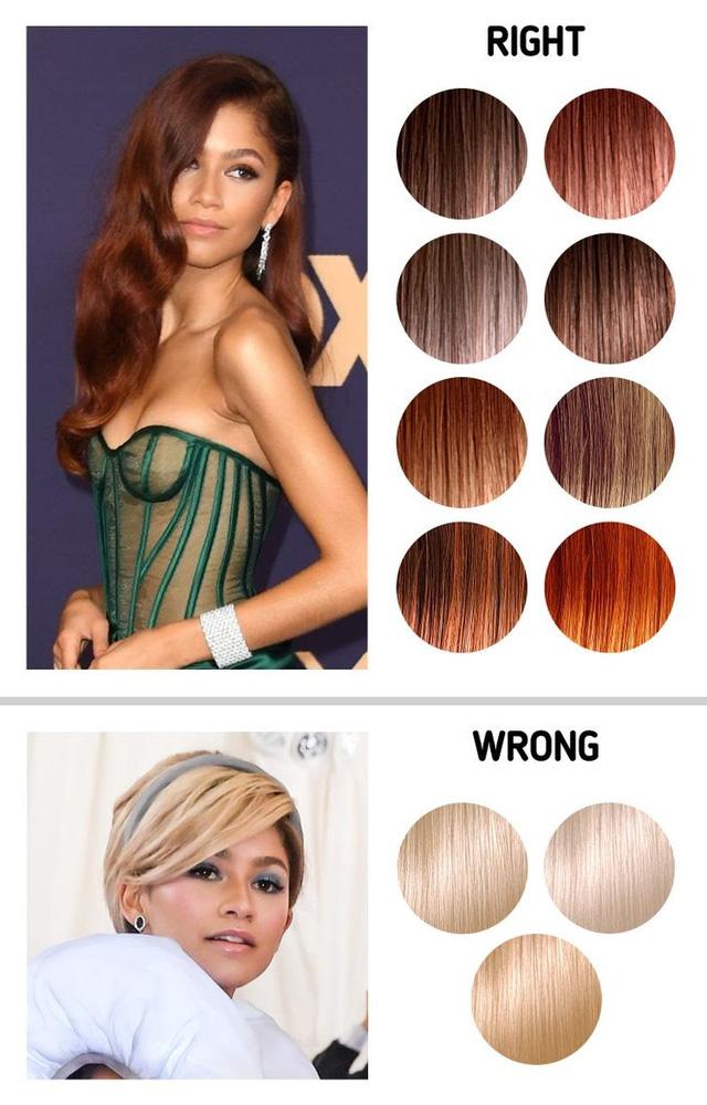 Tất tần tật về bí quyết chọn màu tóc phù hợp mới màu da - ảnh 8