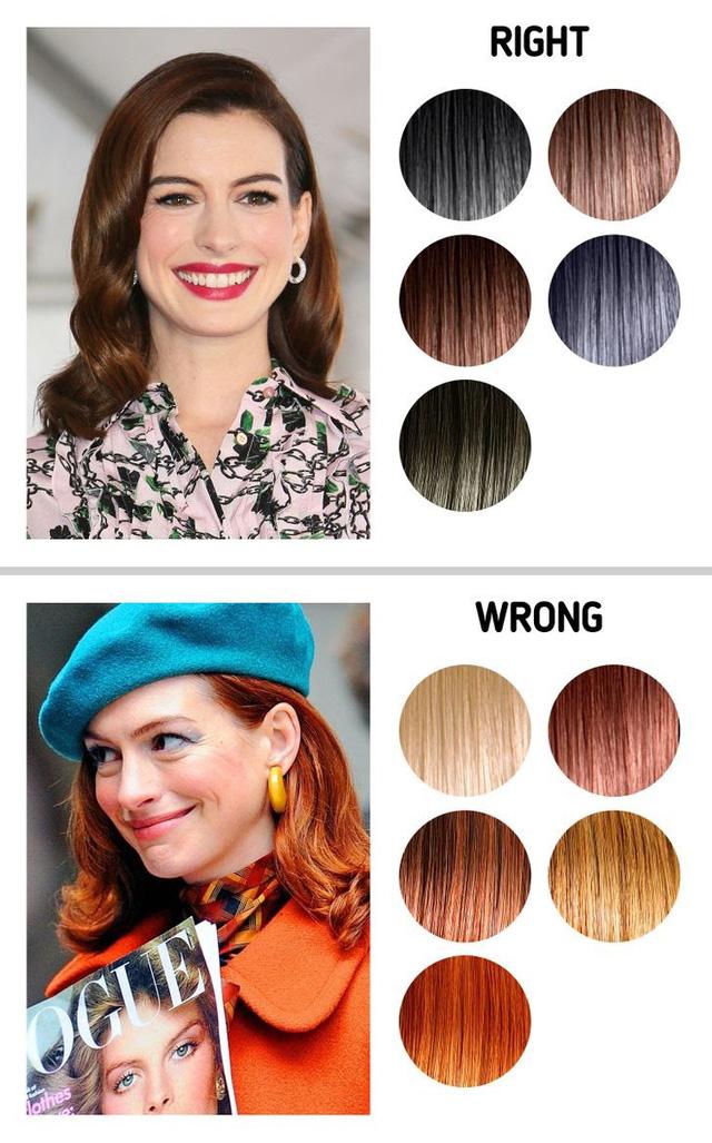 Tất tần tật về bí quyết chọn màu tóc phù hợp mới màu da - ảnh 10