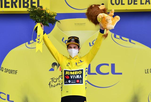 Miguel Angel Lopez về nhất chặng 17 Tour de France 2020 - Ảnh 3.