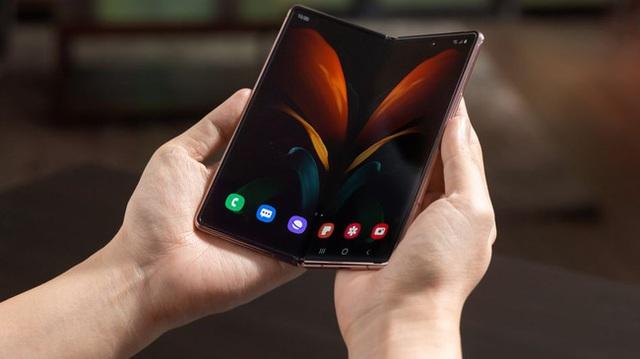 Samsung sẽ thống trị thị trường smartphone màn hình gập năm 2020? - Ảnh 1.