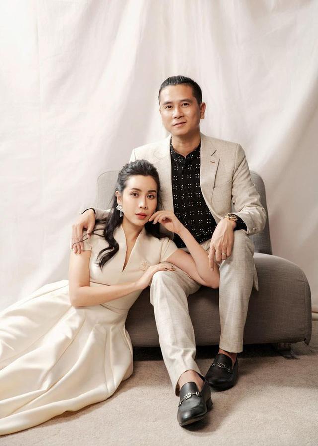 Vợ chồng Hồ Hoài Anh khoe ảnh đẹp mừng kỷ niệm ngày cưới - Ảnh 3.