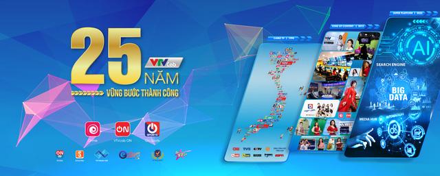25 năm VTVcab đồng hành cùng khách hàng và khán giả - Ảnh 1.