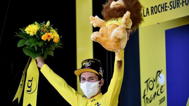 Chặng 18 Tour de France 2020: Primoz Roglic tiếp tục dẫn đầu - Ảnh 2.