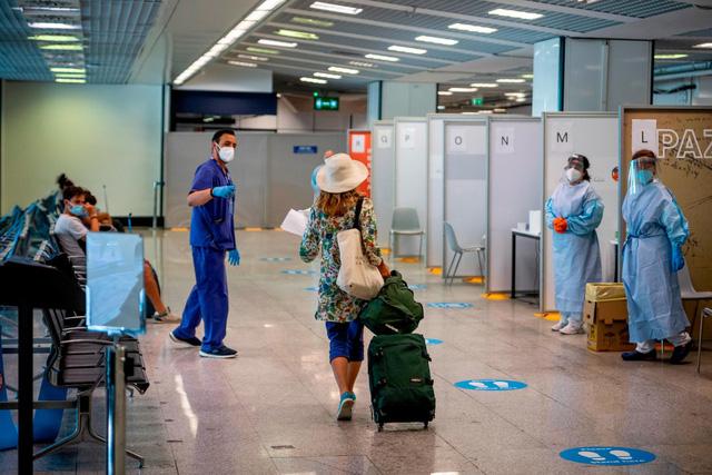 Sân bay đạt chuẩn 5 sao chống COVID-19 đầu tiên trên thế giới - ảnh 1