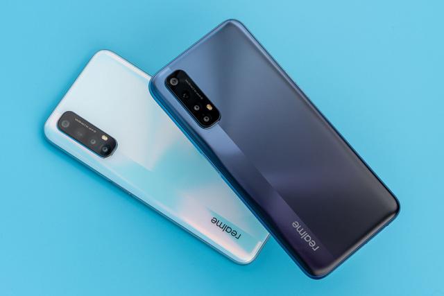 Cận cảnh Realme 7: Smartphone đầu tiên trên thế giới chạy Helio G95 - Ảnh 1.