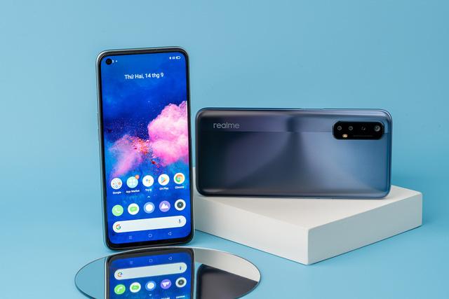Cận cảnh Realme 7: Smartphone đầu tiên trên thế giới chạy Helio G95 - Ảnh 4.