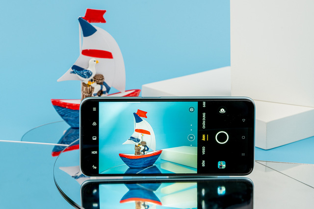 Cận cảnh Realme 7: Smartphone đầu tiên trên thế giới chạy Helio G95 - Ảnh 5.
