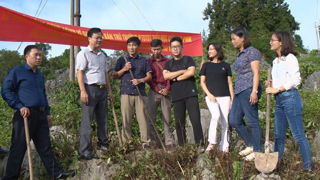 Quỹ Tấm lòng Việt hỗ trợ xây điểm trường khó tỉnh Hà Giang dịp năm học mới - Ảnh 6.