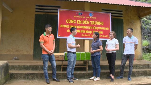 Quỹ Tấm lòng Việt hỗ trợ xây điểm trường khó tỉnh Hà Giang dịp năm học mới - Ảnh 3.