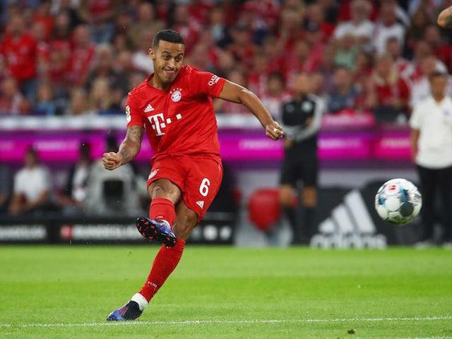 Liverpool chính thức ký hợp đồng với Thiago Alcantara - Ảnh 1.