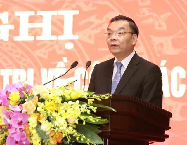 Ông Chu Ngọc Anh nhận quyết định giữ chức Phó Bí thư Thành uỷ Hà Nội - Ảnh 3.