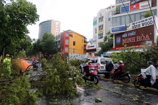 Bão số 5 làm 1 người chết, nhiều người bị thương và hàng ngàn ngôi nhà bị tốc mái - Ảnh 1.