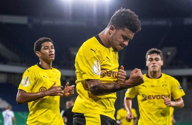 Dortmund - MGladbach: Bayern gọi, Dortmund trả lời? (23h30 ngày 19/9, trực tiếp trên VTV5, VTV6) - Ảnh 3.