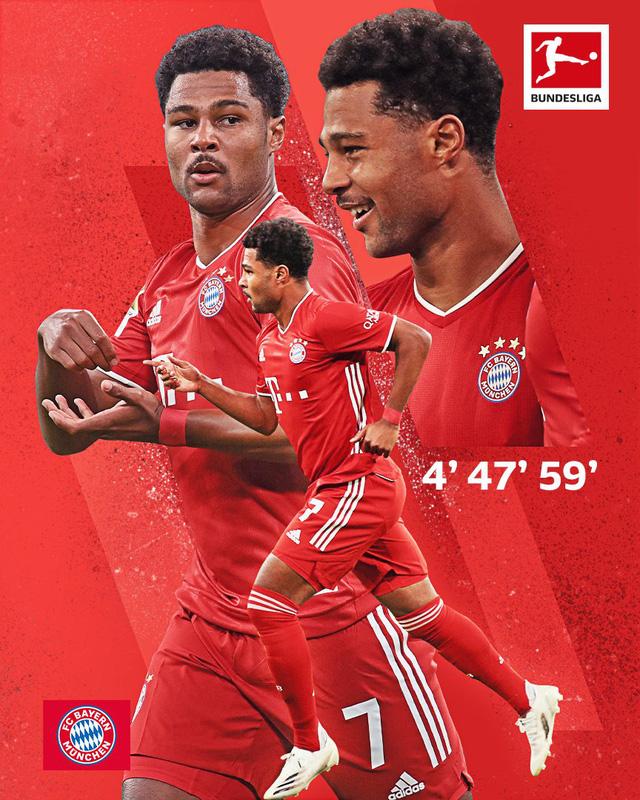 Bayern Munich 8-0 Schalke: Khởi đầu ấn tượng! (Vòng 1 Bundesliga 2020-21) - Ảnh 1.