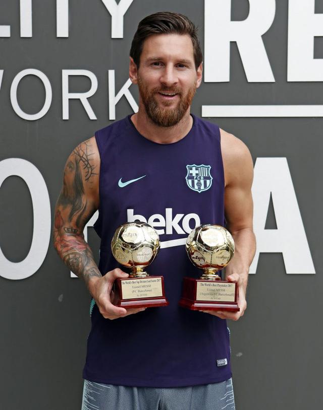 Cristiano Ronaldo là cầu thủ ghi bàn tốt nhất thế giới năm 2019 - Ảnh 2.
