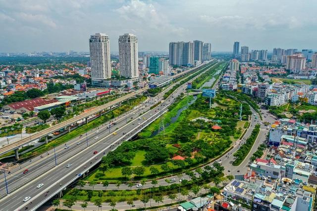 Định hướng quy hoạch xanh tại thành phố phía Đông và xu hướng phát triển bất động sản tương lai - Ảnh 1.