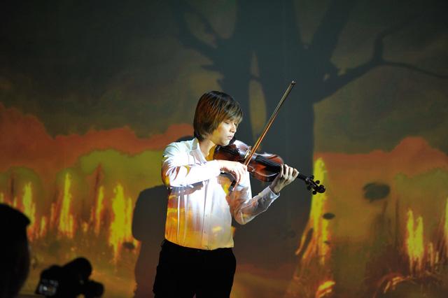 """Nghệ sĩ Violin Anh Tú: """"Trọn đời tôi không đổi niềm đam mê với cây đàn"""" - Ảnh 3."""
