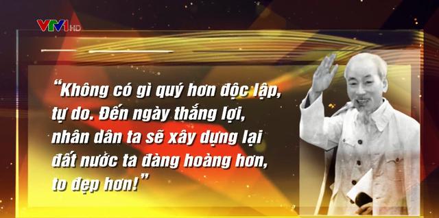Khát vọng về đất nước Việt Nam cường thịnh, giàu mạnh của Chủ tịch Hồ Chí Minh - Ảnh 1.