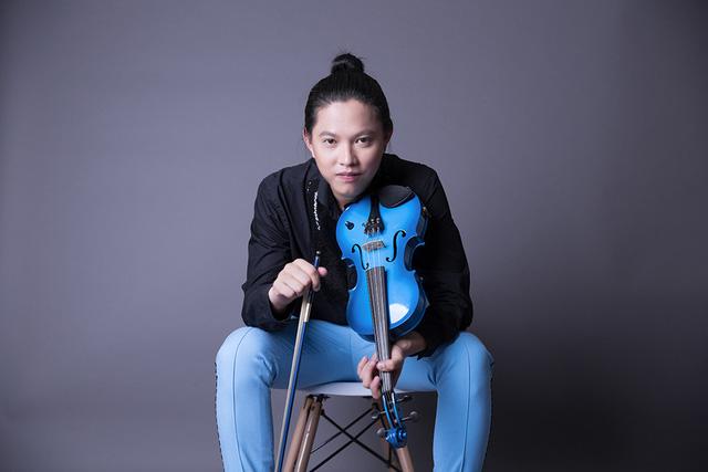 """Nghệ sĩ Violin Anh Tú: """"Trọn đời tôi không đổi niềm đam mê với cây đàn"""" - Ảnh 1."""